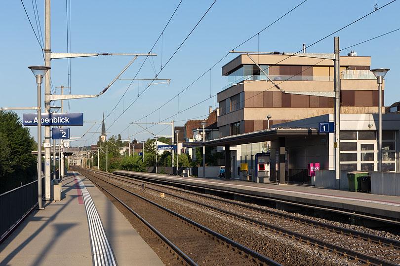 Bahnhof Cham