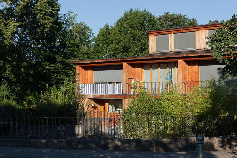 Arlesheim: Wohnsiedlung In der Schappe Sbl