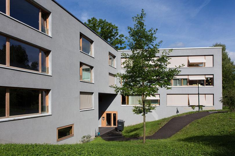 Arlesheim: Alters- und Pflegeheim der Stiftung Obesunne Sbl