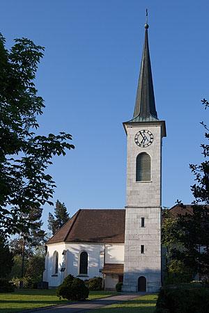 Reformierte Kirche Geissberg in Langenthal