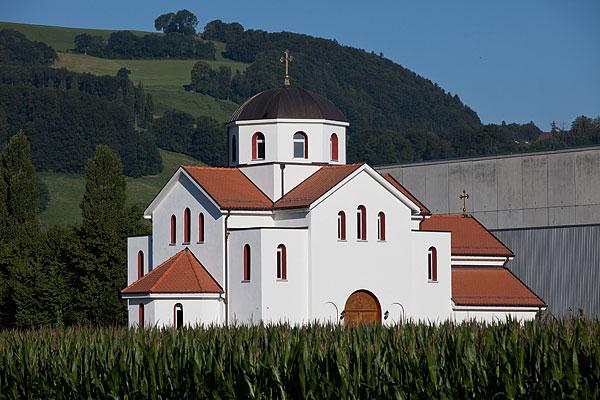 Serbisch-Orthodoxe Kirche Bern