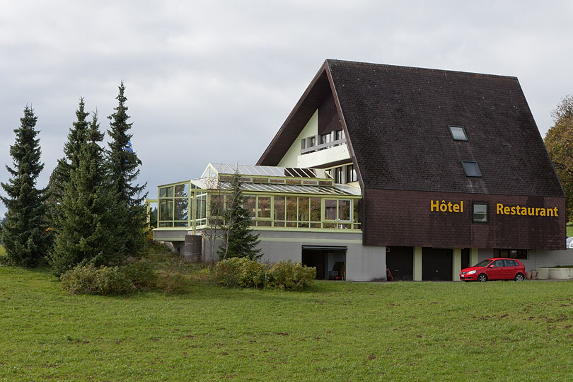 Auberge du Vert Bois Mont Crosin # Hotel Le Vert Bois